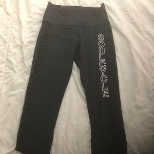 SoulCycle Lululemon tights